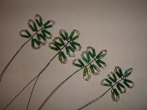 дерево из бисера зимнее - Лучшие схемы и описания для всех.