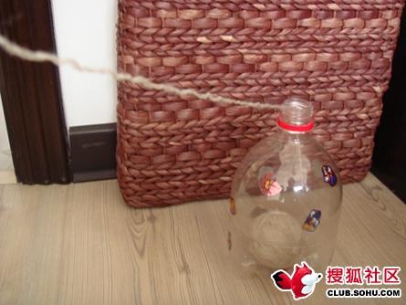 Поделки из пластиковых бутылок для туалетной бумаги 37