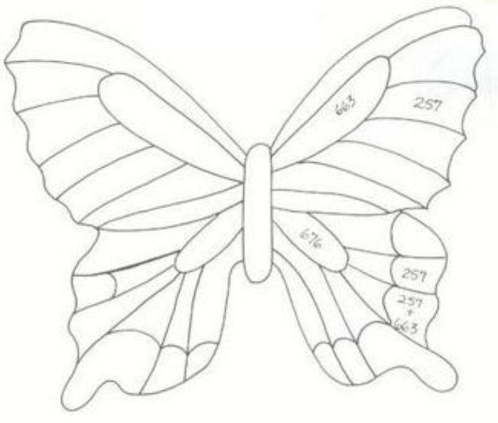 Бабочки из пластиковой бутылки своими руками