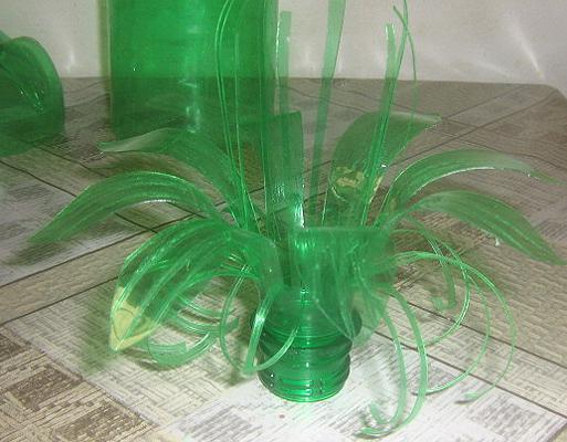 Как сделать фонтан из пластиковой бутылки