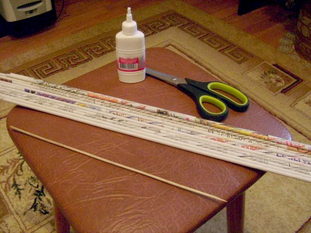 Как сделать ножницы для кукол страна мастеров