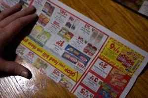 Подставка под горячее из газет