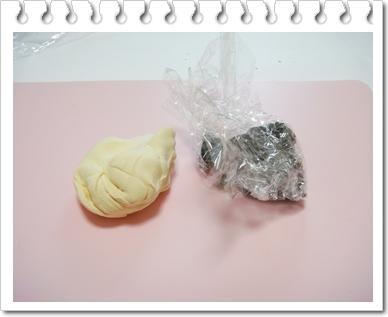 кекс из пластики