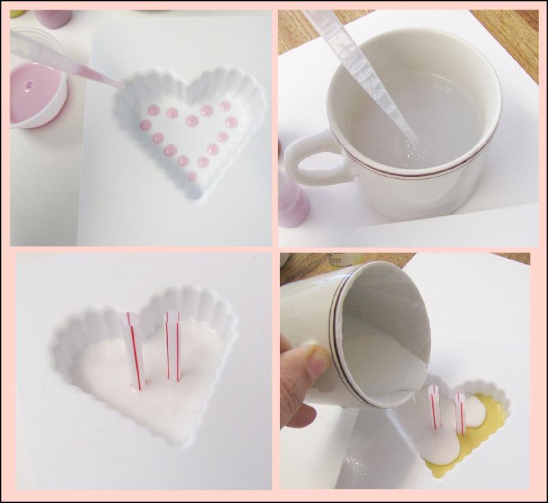 Как сделать формочки для мыла своими руками