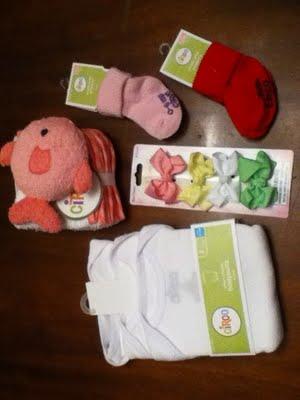 подарок для младенца