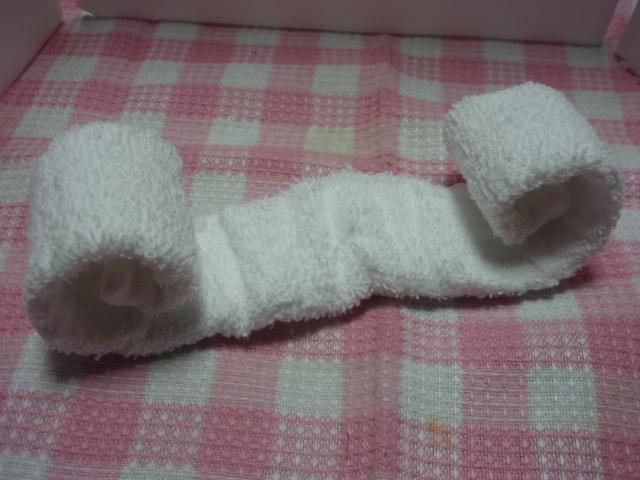 Изделия из полотенец своими руками