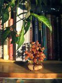 Мастер-класс: Дерево желаний из бисера