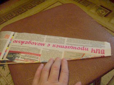 ангел из газет
