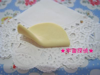 еда из полимерной глины - блинчики