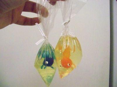 Урок мыловарения - Золотая рыбка