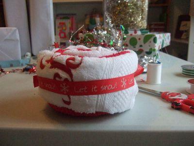 торт из памперсов Конфеты Гулливера