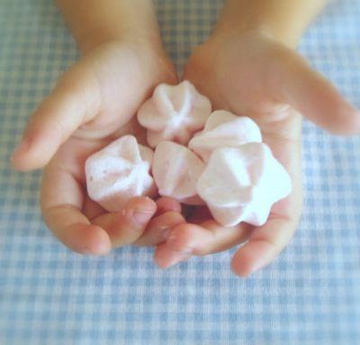 Урок мыловарения - Воздушный зефир